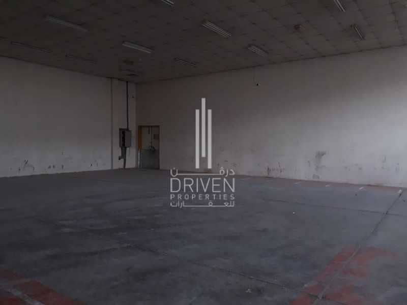 2 For Rent Spacious Warehouse in Jebel Ali