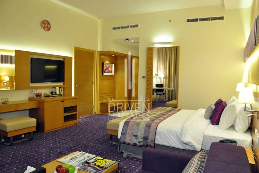 GREAT DEAL FOR INVESTORS l 4-STAR HOTEL.