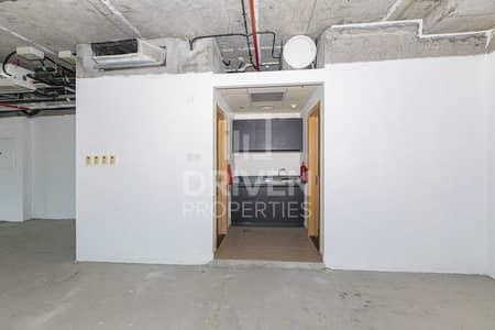 طابق تجاري  للايجار في أبراج بحيرات الجميرا، دبي - Full Floor for Rent and Partly Furnished