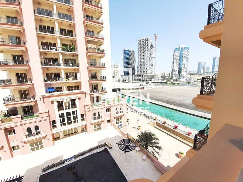 2 Vacant Unit with Pool View | Best Layout