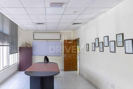 مستودع  للايجار في جبل علي، دبي - Well-managed Warehouse in Jafza for Rent