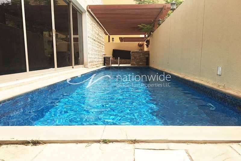 10 Sensational 5 BR Villa with Private Pool