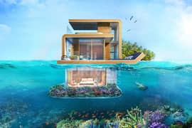 Relaxing Floating Villa & A 5 Star Living