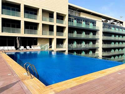 فلیٹ 1 غرفة نوم للايجار في جزيرة السعديات، أبوظبي - Live An Amazing Lifestyle With This Elegant Unit