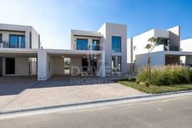 فیلا في جولف لينكس إعمار الجنوب دبي الجنوب 4 غرف 130000 درهم - 4915338
