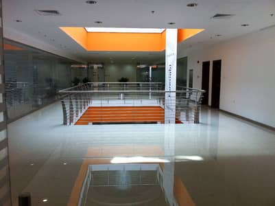 Office for Rent in Mussafah, Abu Dhabi - Fully Fitted Grade A Offices