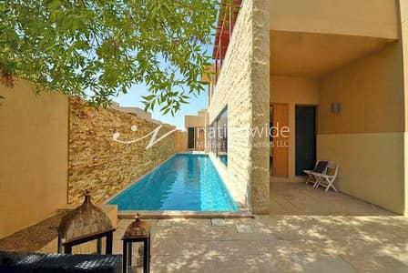 فیلا 5 غرف نوم للبيع في حدائق الراحة، أبوظبي - A Deluxe Type A Villa w/ Private Pool & Garden