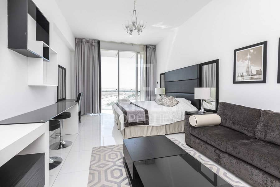 Top Floor and Full Golf View   Furnished