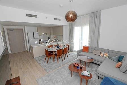 فلیٹ 2 غرفة نوم للايجار في جزيرة ياس، أبوظبي - A Brand New and Cozy Apartment with Balcony