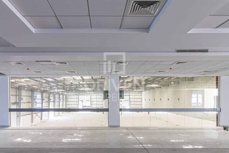 Huge Warehouse for Sale in Technopark (NIP)