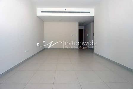 2 Bedroom Flat for Sale in Al Reem Island, Abu Dhabi - A Relaxing Panoramic Sea View Awaits In This Unit!
