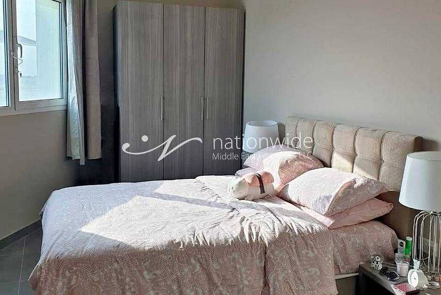 12 A Cozy and Fully-furnished Apartment w/ Parking