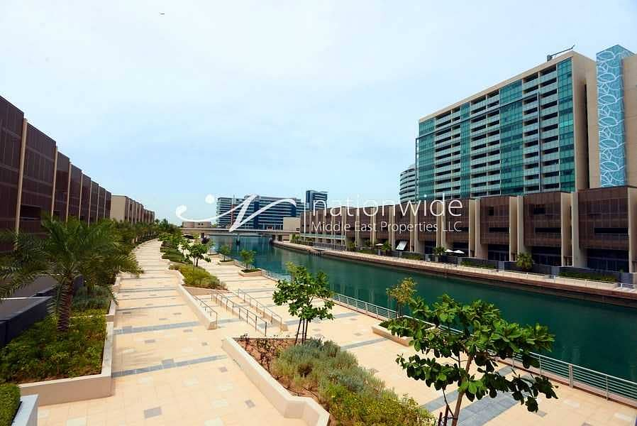 2 Rare Opportunity to Own this Unit w/ Canal Views