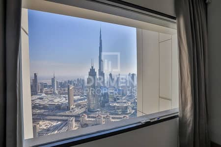 3 Bedroom Flat for Sale in DIFC, Dubai - Best Unit   Panoramic Burj and City View