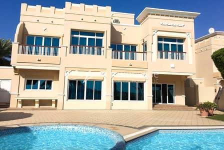 5 Bedroom Villa for Sale in Marina Village, Abu Dhabi - Ultimate In Luxury Living with Sea Views & Pool