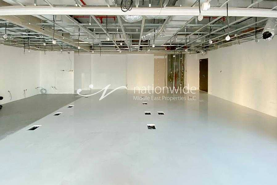 Vacant! Spacious Office In A Great Location