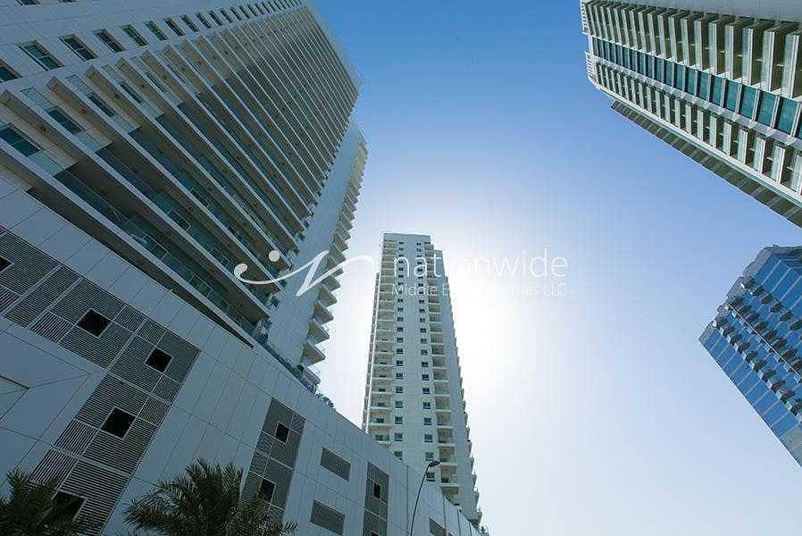 شقة في أبراج أمایا جزيرة الريم 2 غرف 1350000 درهم - 5029570
