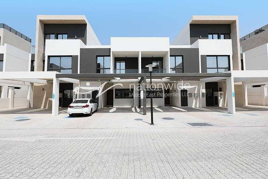 تاون هاوس في فاية حدائق بلووم بلوم جاردنز شارع السلام 3 غرف 3300000 درهم - 4944430