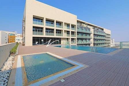 Studio for Sale in Saadiyat Island, Abu Dhabi - This Cozy Studio Unit Is A Perfect Investment