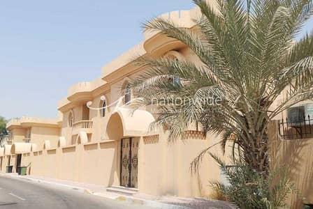 11 Bedroom Villa Compound for Sale in Al Mushrif, Abu Dhabi - Huge 12 BR Villa in a Compound at Al Mushrif