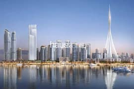 شقة في ذا جراند مرسى خور دبي ذا لاجونز 1 غرف 1399000 درهم - 5173795