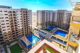 شقة في بناية القدرة 4 تاون سكوير 1 غرف 30000 درهم - 5162504