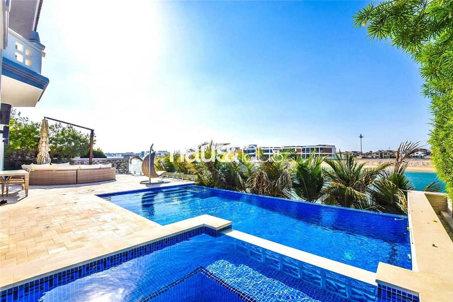 Upgraded Beach Villa with an Extended Plot