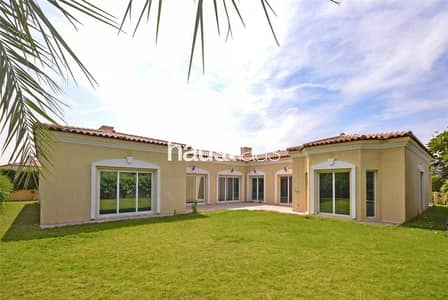 فیلا 4 غرف نوم للبيع في جرين كوميونيتي، دبي - Great condition | Close To Pool | 4 Beds