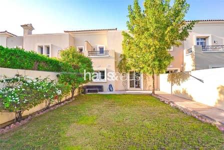 تاون هاوس 3 غرف نوم للبيع في المرابع العربية، دبي - Park backing 3M   close to pool and park
