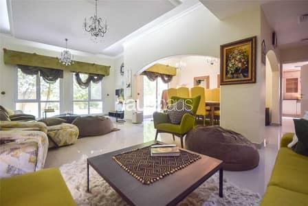 فیلا 5 غرف نوم للبيع في السهول، دبي - Renovated | Vacant on transfer | Single row |