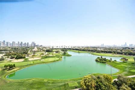فلیٹ 3 غرف نوم للبيع في التلال، دبي - VOT   Full Golf Course Views   3 Bed + Maids