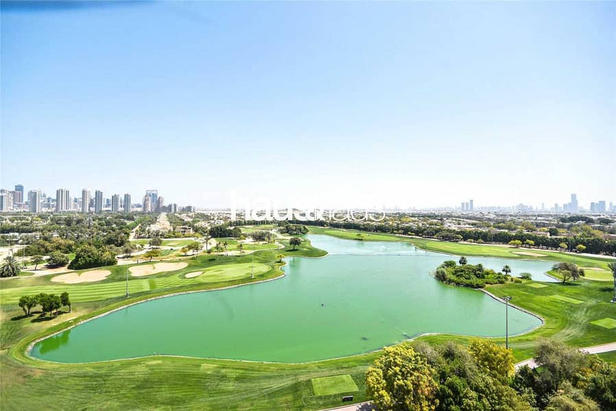 VOT | Full Golf Course Views | 3 Bed + Maids