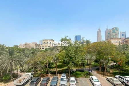 1 Bedroom Flat for Sale in The Greens, Dubai - Tenanted | Stunning Views | Well Maintained