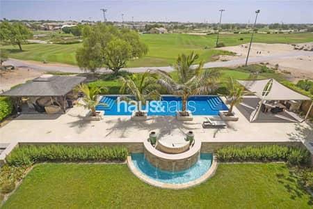 6 Bedroom Villa for Sale in Arabian Ranches, Dubai - Full Golf Course View   Upgraded   Huge 15k+ Plot