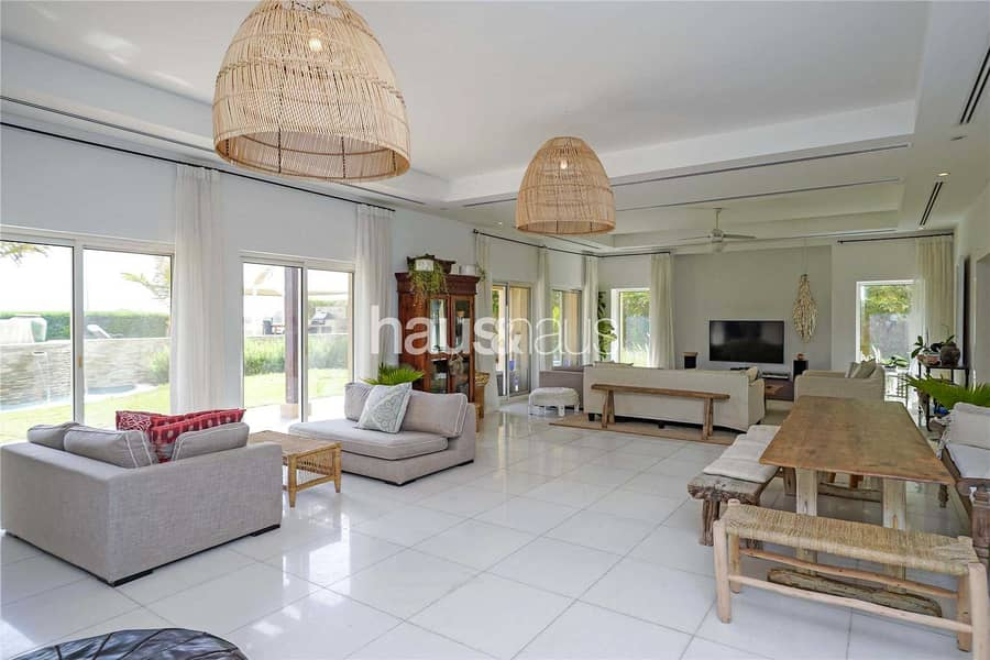 2 Full Golf Course View | Upgraded | Huge 15k+ Plot