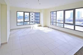 Square Layout | Low Floor | Vacant + Furnished