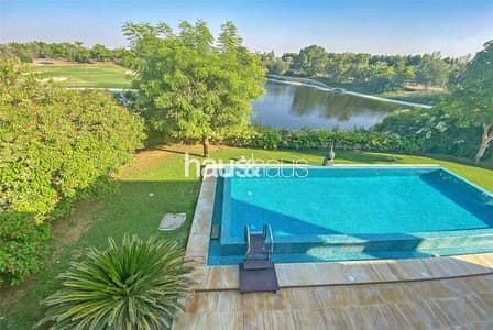 5 Bedroom Villa for Sale in Jumeirah Golf Estates, Dubai - Fully upgraded Tarragona | Huge plot