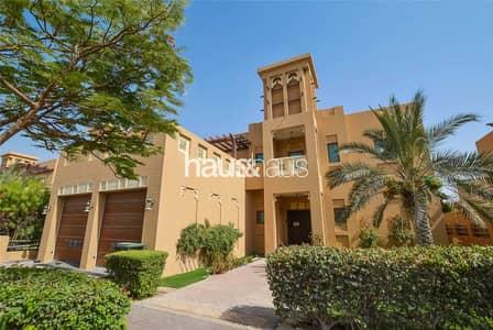 فیلا 3 غرف نوم للبيع في الفرجان، دبي - 3 Bed + Maids | Dubai Style | Independent Villa