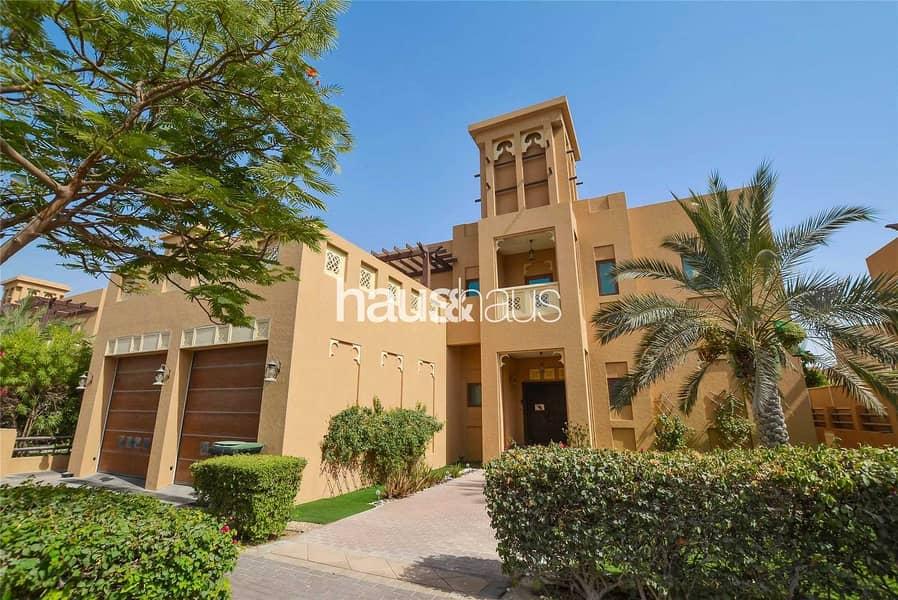 3 Bed + Maids | Dubai Style | Independent Villa
