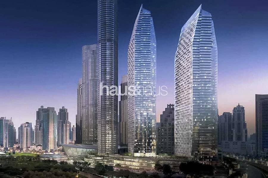 Half Floor Penthouse   Burj Views   Payment Plan