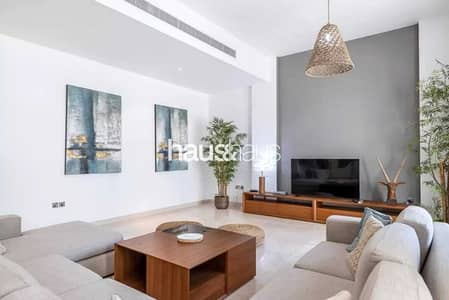 4 Bedroom Townhouse for Sale in Palm Jumeirah, Dubai - Corner Unit | Type 2C | Vacant | Fully Furnished |