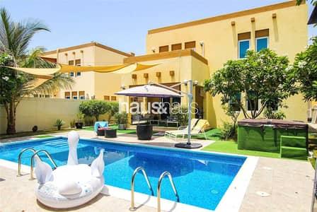 فیلا 3 غرف نوم للايجار في جميرا بارك، دبي - Amazing garden | Available now | Call to view