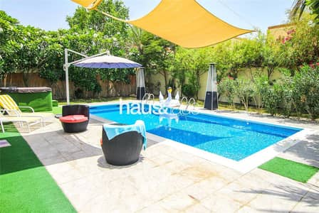 3 Bedroom Villa for Rent in Jumeirah Park, Dubai - Amazing garden | Available now | Call to view