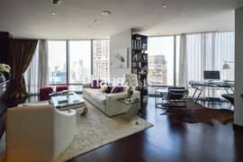 2 Bedroom | High floor | Fountain and Sea view