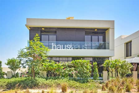 5 Bedroom Villa for Sale in DAMAC Hills (Akoya by DAMAC), Dubai - Exclusive | V4 | Park View | Great Location