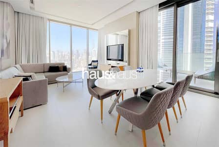 2 Bedroom Flat for Rent in Business Bay, Dubai - Duplex  All bills included   BRAND NEW 