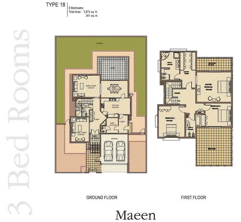 15 Superb upgrades | 4 bedrooms | VOT