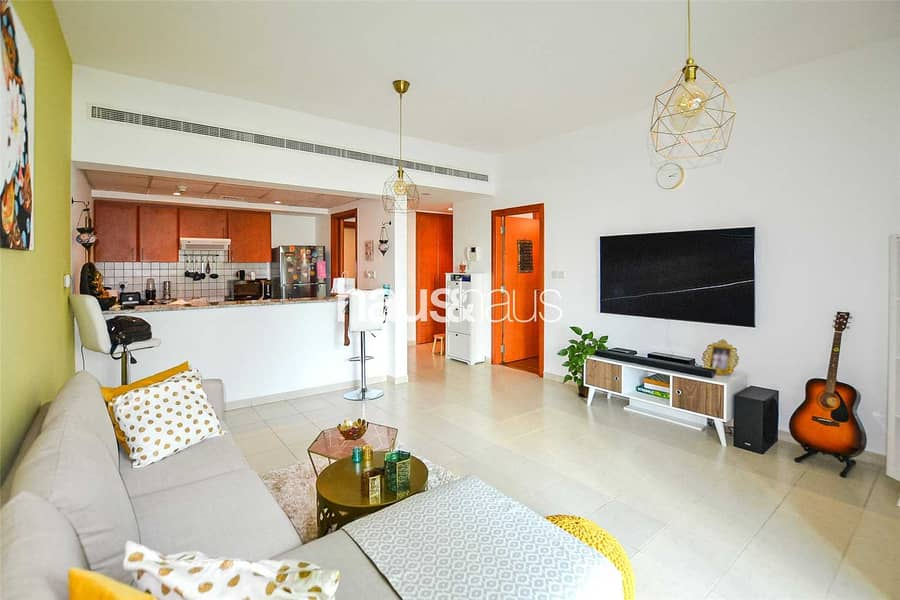 Spacious One Bed | Available Now | Bright