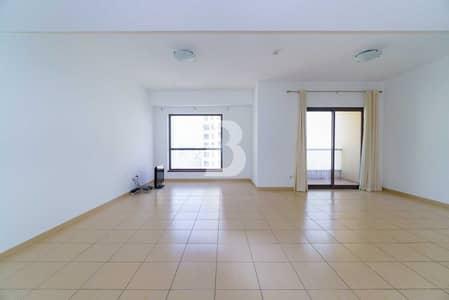 شقة 2 غرفة نوم للايجار في جميرا بيتش ريزيدنس، دبي - Largest layout two bedroom actual Photos