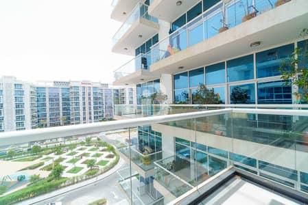 شقة 1 غرفة نوم للايجار في مدينة دبي للاستديوهات، دبي - Mid floor apt | Glitz 2| Studio city